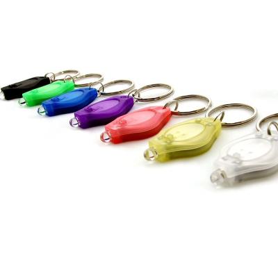 LED klíčenka - blikající