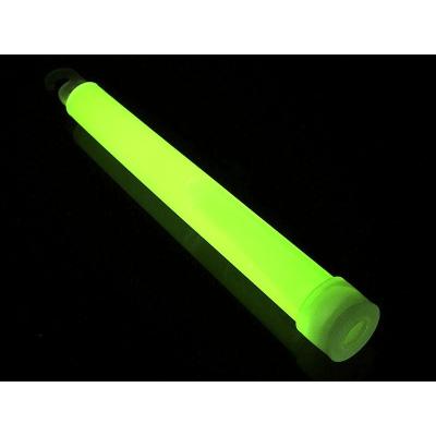 Lightstick zelená 15 cm