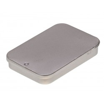Plechová krabička M 80x54x12mm