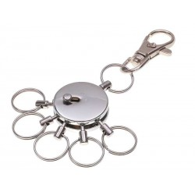Klíčenka s kroužky