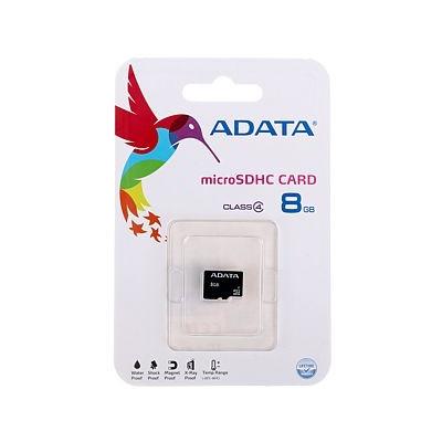 ADATA micro SD 8GB Class 4