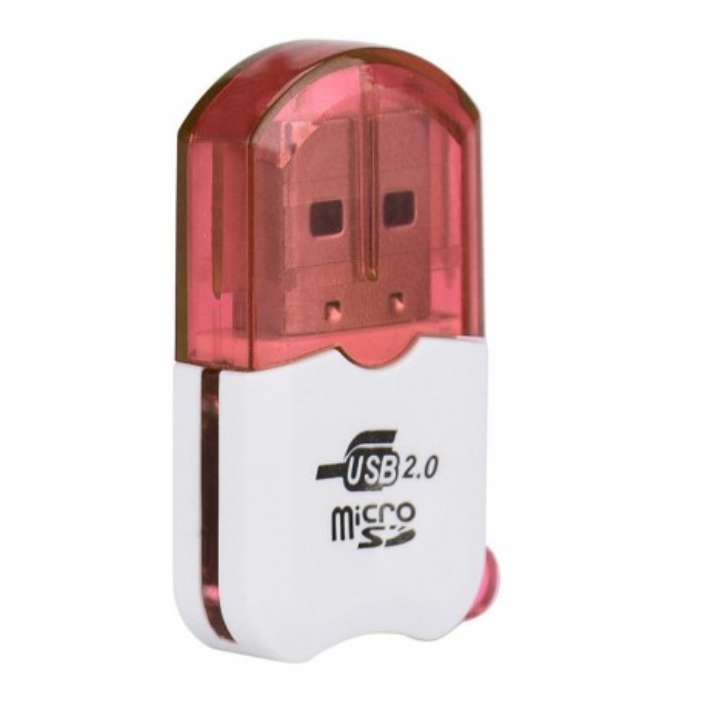 Mini čtečka micro SD karet