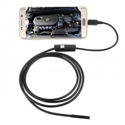 Endoskop s LED přísvitem pro Android, 2m