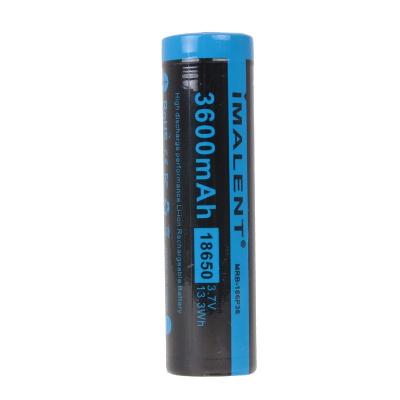 Baterie 18650 3600mAh