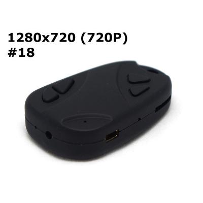 Mini kamera - klíčenka HD (720P) v18