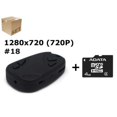 HD kamera v18 + 8GB karta