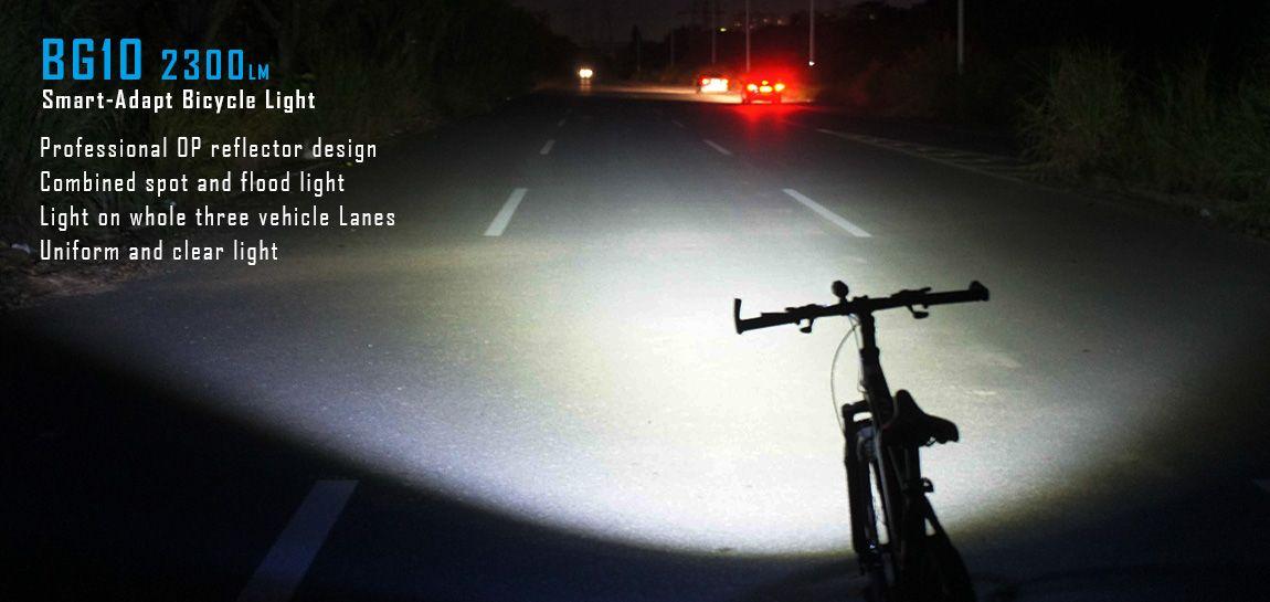 BG10 Bike Light
