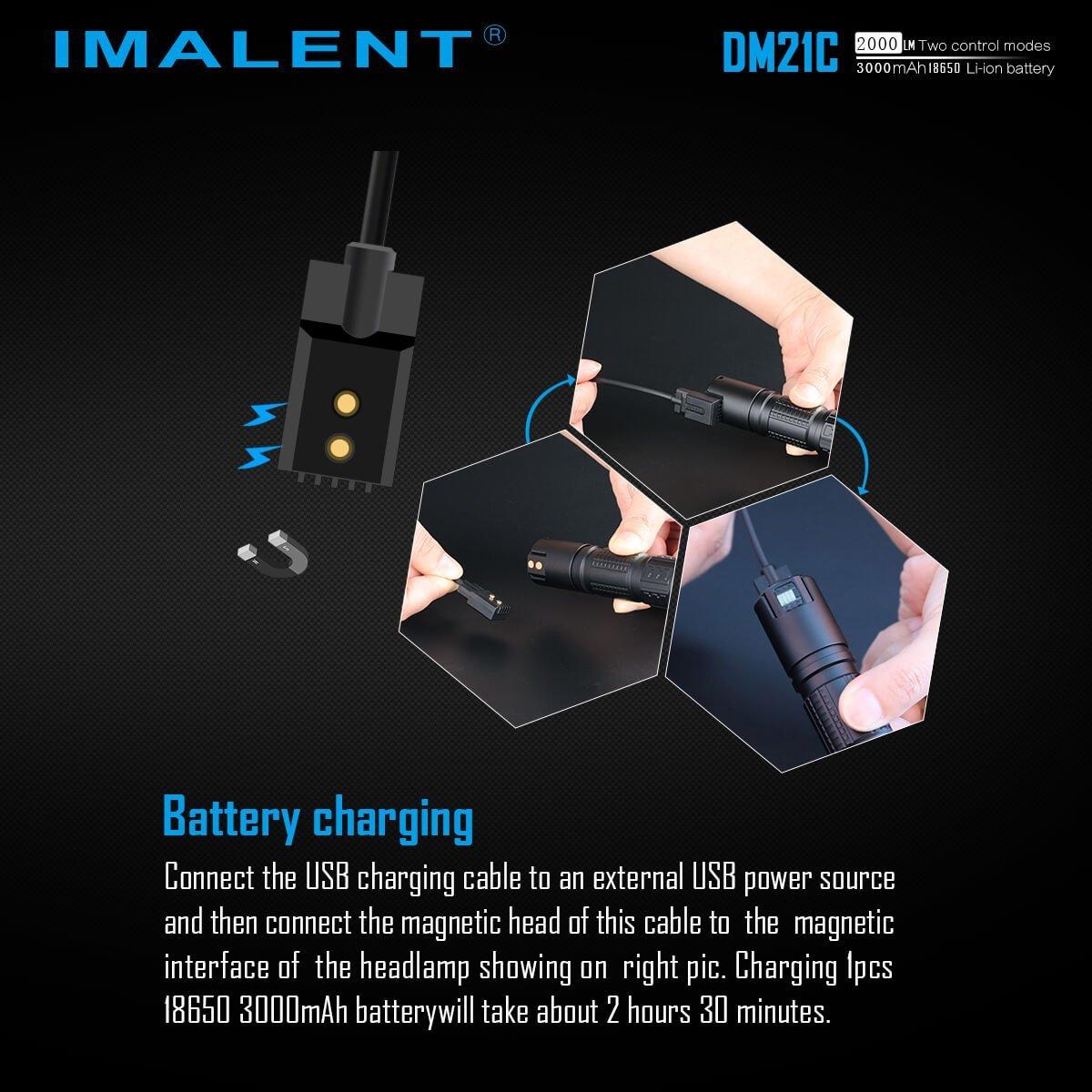 Imalent DM21C