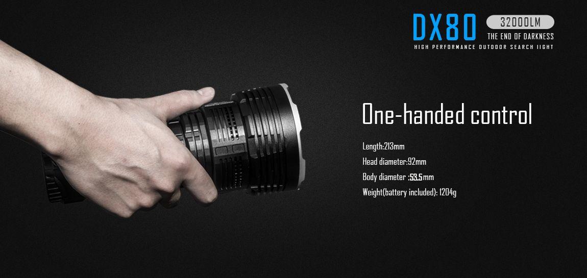 Imalent DX80