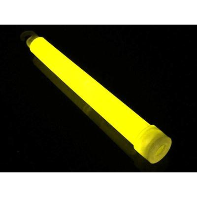 Lightstick žlutá 15 cm