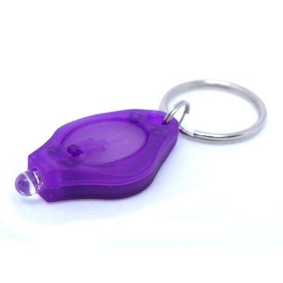LED klíčenka - UV
