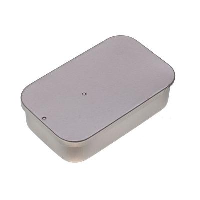 Plechová krabička L 80x50x15mm