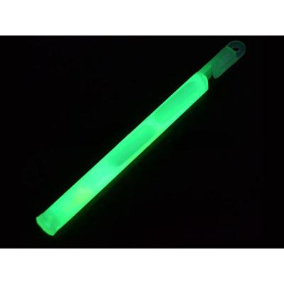 Lightstick prášková zelená 15 cm