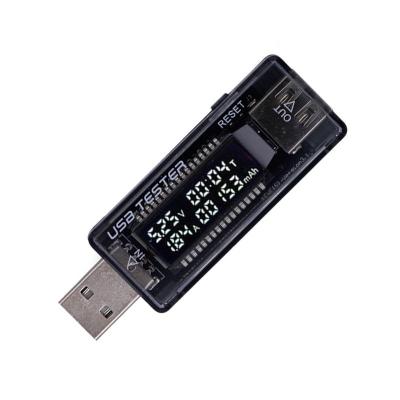 USB tester nabíjení