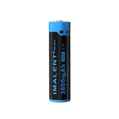 Bateria 18650 2600mAh