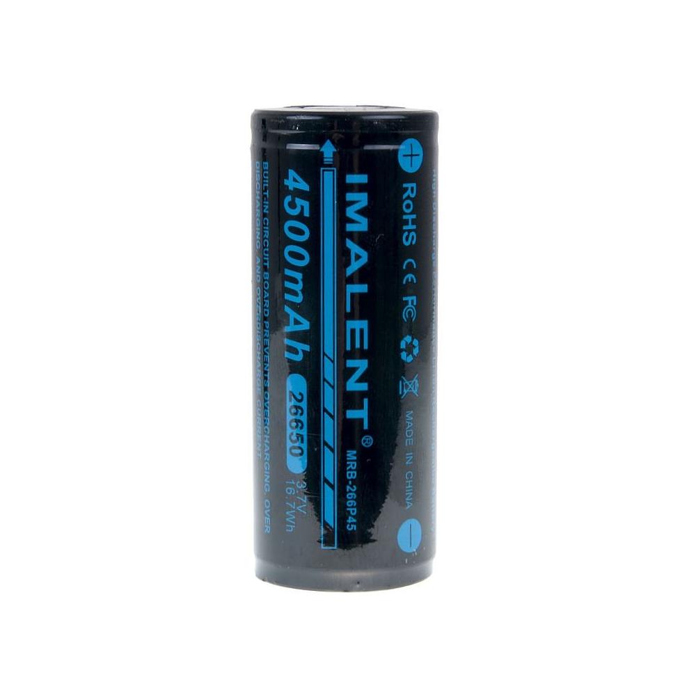 Baterie 26650 4500mAh