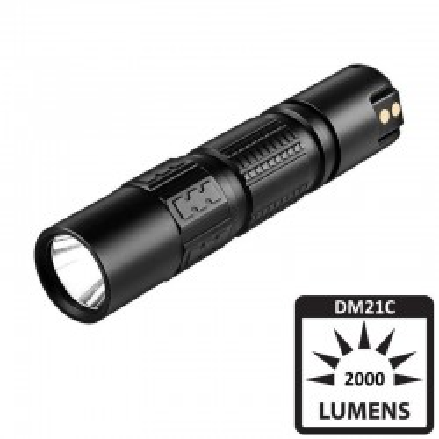 DM21C taktická svítilna