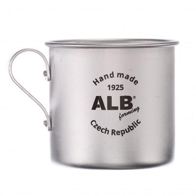 Hliníkový hrníček ALB