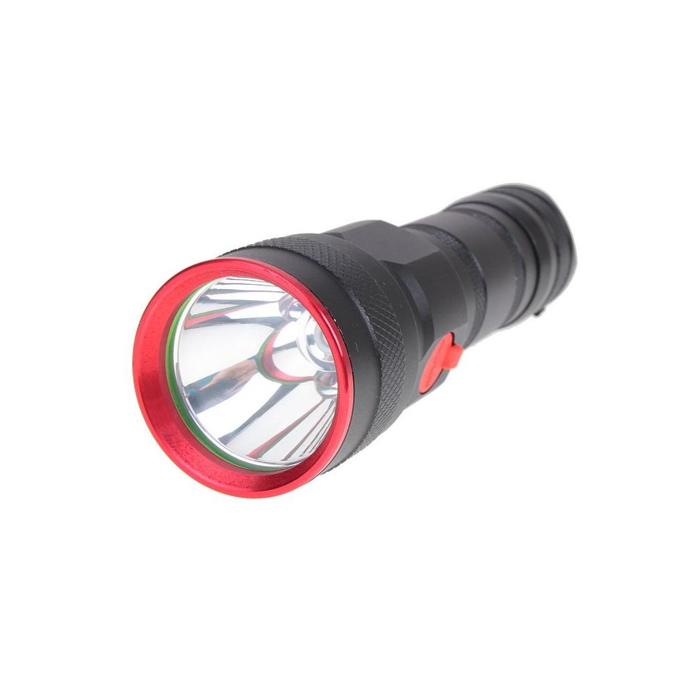 Taktická svítilna FL-814 26650/18650