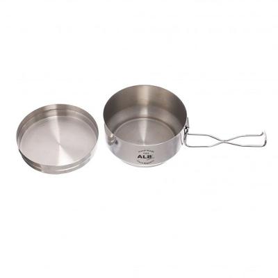 Nerezové nádobí dvoudílné