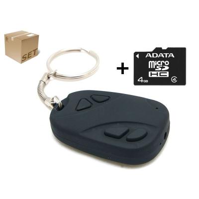 mini kamera + 4GB karta